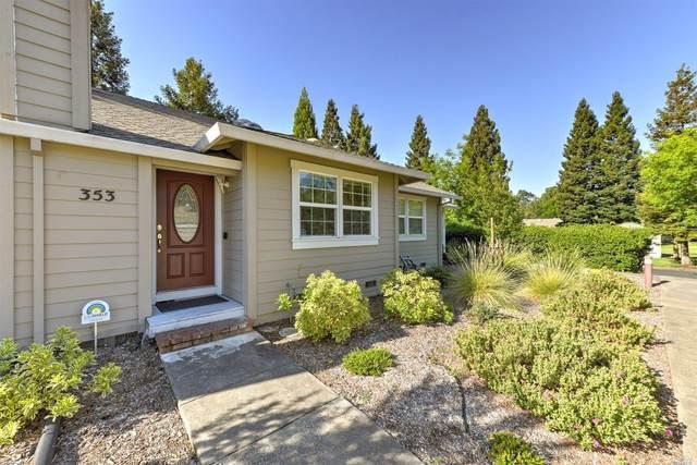 353 W Thomson Avenue, Sonoma, CA 95476 (#22012365) :: RE/MAX GOLD