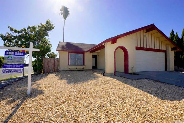 196 Carnation Circle, Vallejo, CA 94589 (#22012448) :: Jimmy Castro Real Estate Group