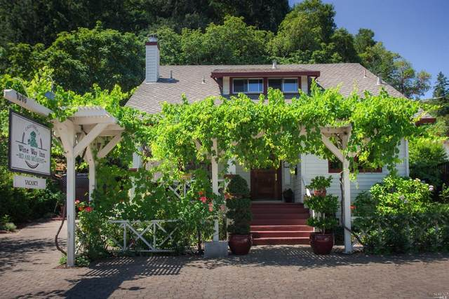 1019 Foothill Boulevard, Calistoga, CA 94515 (#22012471) :: Jimmy Castro Real Estate Group