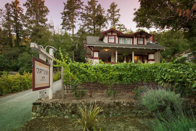 1213 Foothill Boulevard, Calistoga, CA 94515 (#22012476) :: Jimmy Castro Real Estate Group