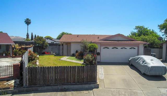 170 Lainey Court, Vallejo, CA 94589 (#22012555) :: Intero Real Estate Services