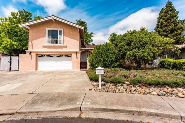 537 Corte Gonzales Court, Vacaville, CA 95688 (#22012639) :: Rapisarda Real Estate