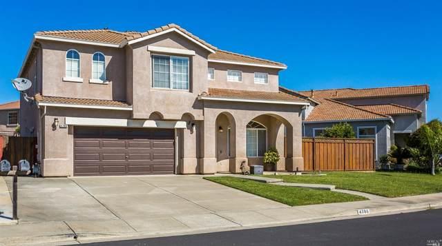 4786 Hummingbird Drive, Fairfield, CA 94534 (#22012678) :: RE/MAX GOLD