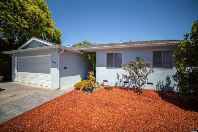 2490 Orchid Street, Fairfield, CA 94533 (#22012755) :: RE/MAX GOLD
