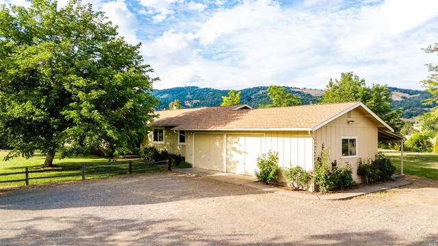 10325 E Side Potter Valley Road, Potter Valley, CA 95469 (#22012965) :: RE/MAX GOLD
