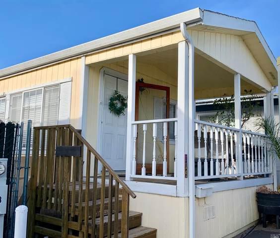 2130 Redwood Highway E19, Greenbrae, CA 94904 (#22013420) :: Team O'Brien Real Estate