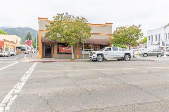 116 S State Street, Ukiah, CA 95482 (#22013515) :: Rapisarda Real Estate