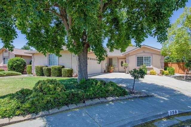 358 White Sands Drive, Vacaville, CA 95687 (#22013648) :: Rapisarda Real Estate
