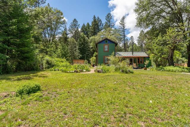 1001 Madrone Drive, Laytonville, CA 95454 (#22013684) :: RE/MAX GOLD