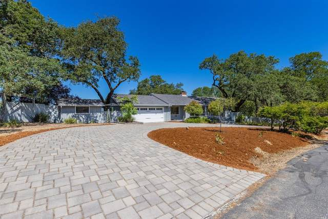26817 Oak Knoll Terrace, Cloverdale, CA 95425 (#22013771) :: RE/MAX GOLD