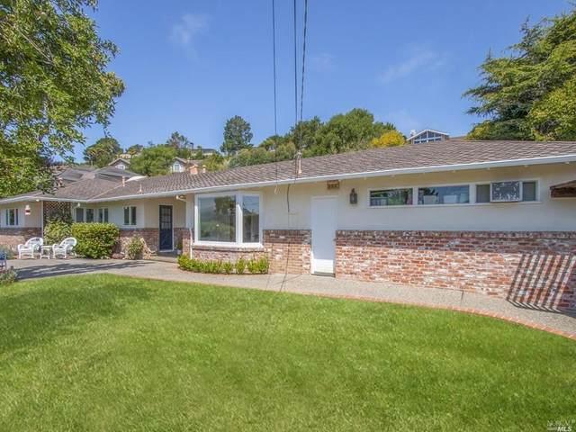 205 Timoteo Terrace, Mill Valley, CA 94941 (#22013802) :: Rapisarda Real Estate