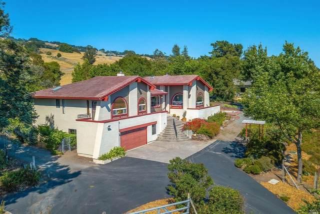 511 E Sonoma Mountain Road, Petaluma, CA 94954 (#22013868) :: Lisa Perotti | Corcoran Global Living