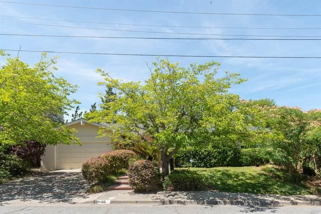 56 Wallace Way, San Rafael, CA 94903 (#22014111) :: Rapisarda Real Estate