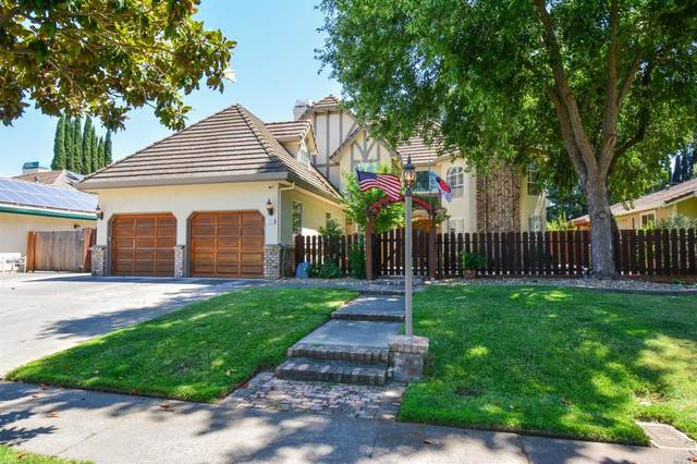 915 Granada Lane, Vacaville, CA 95688 (#22014113) :: Rapisarda Real Estate