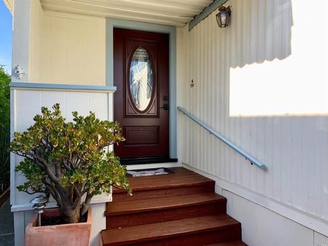 2130 Redwood Highway G7, Greenbrae, CA 94904 (#22014116) :: Team O'Brien Real Estate