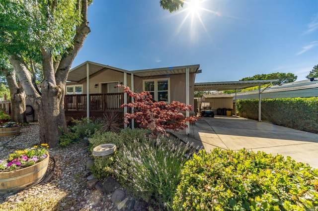 265 Spanish Flag Way, Sonoma, CA 95476 (#22014130) :: W Real Estate   Luxury Team