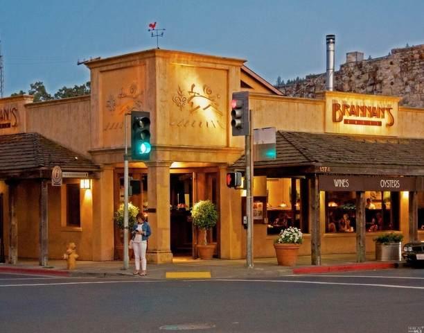 1374 Lincoln Avenue, Calistoga, CA 94515 (#22014164) :: Hiraeth Homes