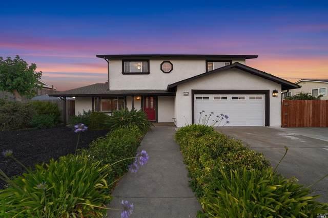 205 W Tennys Drive, Benicia, CA 94510 (#22014256) :: Hiraeth Homes