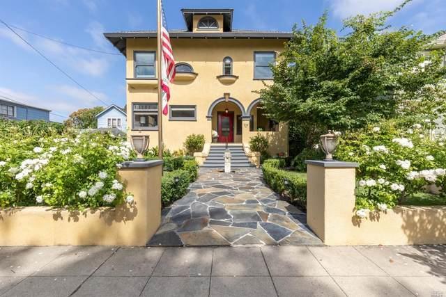447 Randolph Street, Napa, CA 94559 (#22014298) :: Intero Real Estate Services