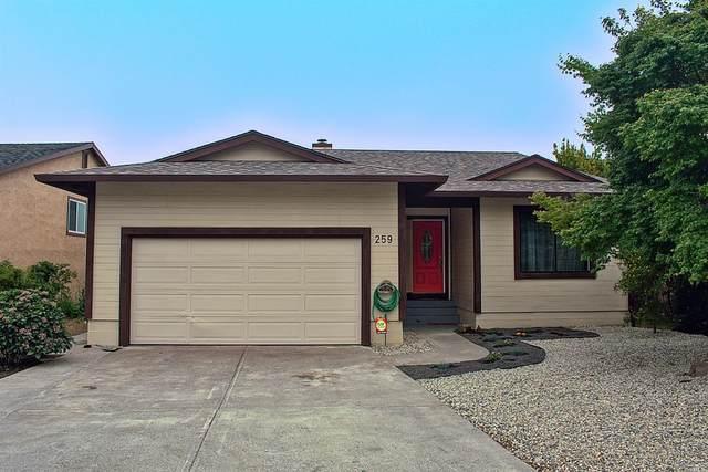 259 Toledo Court, Vallejo, CA 94591 (#22014315) :: Rapisarda Real Estate