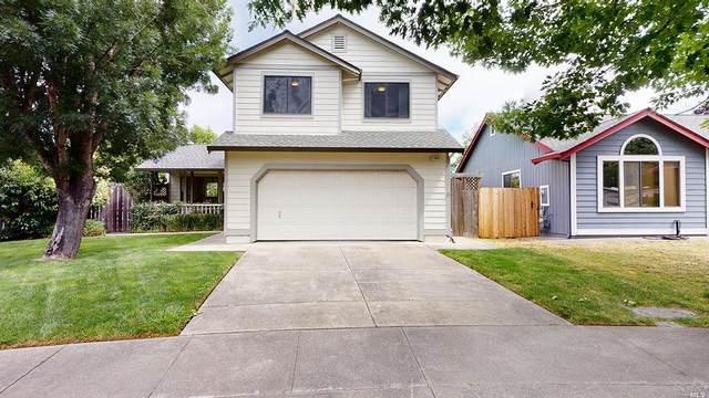 2383 Lujo Court, Santa Rosa, CA 95403 (#22014378) :: Lisa Perotti | Corcoran Global Living