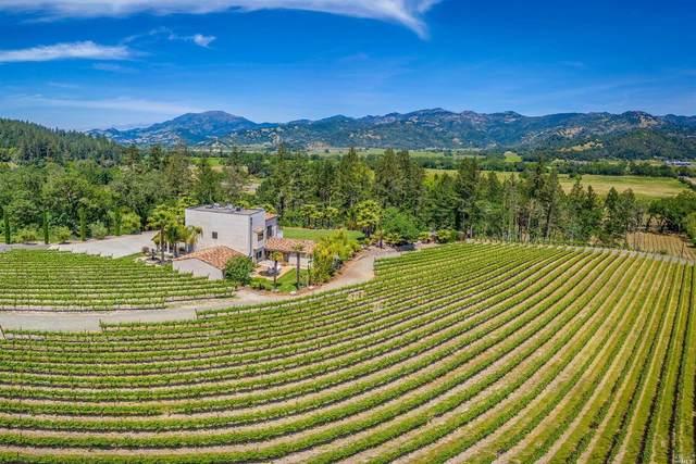 4447 N. St. Helena Hwy Highway, Calistoga, CA 94515 (#22014448) :: Hiraeth Homes