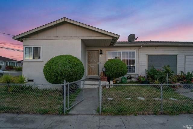 136 S 31st Street, Richmond, CA 94804 (#22014472) :: RE/MAX GOLD