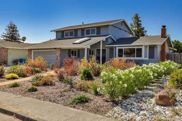 207 San Felipe Way, Novato, CA 94945 (#22014501) :: Intero Real Estate Services