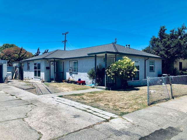 25-29 Mosswood Avenue, Vallejo, CA 94591 (#22014508) :: Rapisarda Real Estate