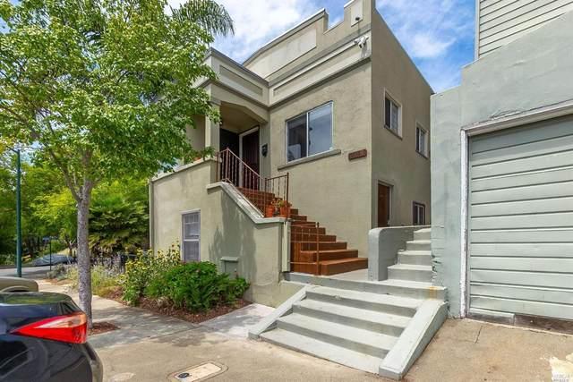 308 Capitol Street A-D, Vallejo, CA 94590 (#22014509) :: Intero Real Estate Services