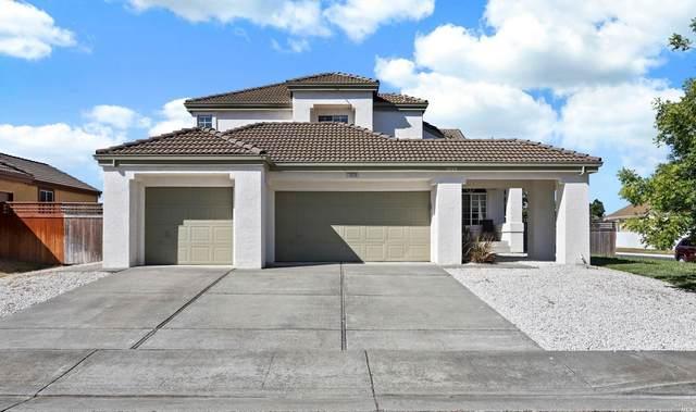 1059 Fennie Court, Suisun City, CA 94585 (#22014538) :: Rapisarda Real Estate