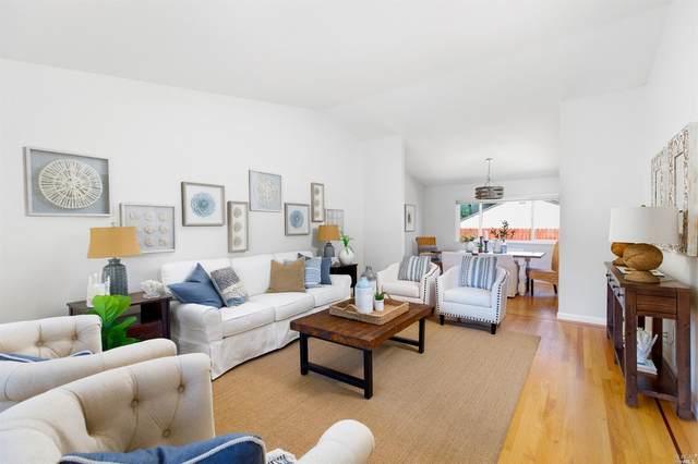 817 Paxton Villa Court, Novato, CA 94947 (#22014548) :: Intero Real Estate Services