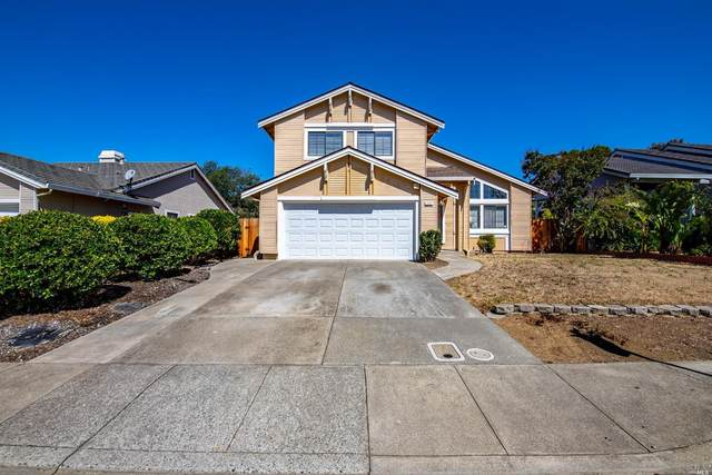 381 New Bedford Drive, Vallejo, CA 94591 (#22014568) :: RE/MAX GOLD