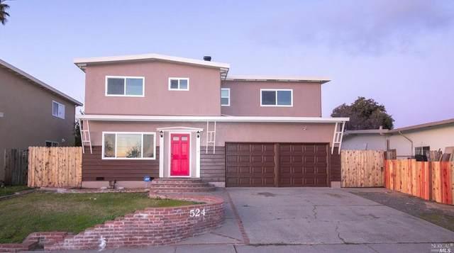 524 Iowa Street, Fairfield, CA 94533 (#22014596) :: Team O'Brien Real Estate