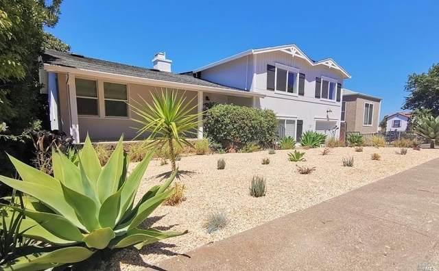 121 N Camino Alto, Vallejo, CA 94590 (#22014606) :: Rapisarda Real Estate