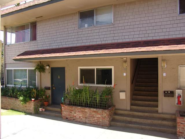 26 Fairfax Street A, San Rafael, CA 94901 (#22014612) :: Intero Real Estate Services
