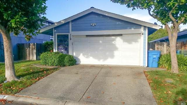 119 Heritage Lane, Vacaville, CA 95687 (#22014654) :: Rapisarda Real Estate