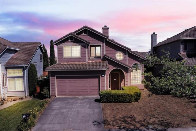 4917 Northwood Drive, Fairfield, CA 94534 (#22014662) :: RE/MAX GOLD