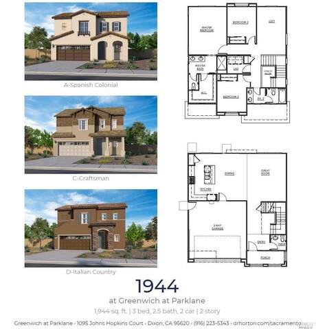 1075 Davidson Court, Dixon, CA 95620 (#22014676) :: Rapisarda Real Estate