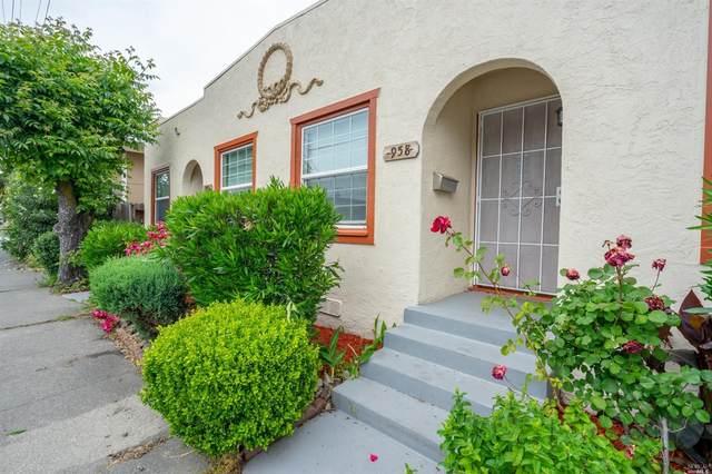958-960 Cleveland Avenue, Santa Rosa, CA 95401 (#22014682) :: Lisa Perotti | Corcoran Global Living