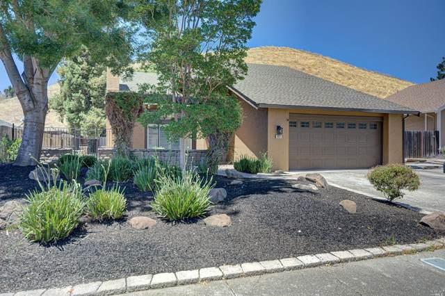 877 Rose Drive, Benicia, CA 94510 (#22014695) :: Hiraeth Homes
