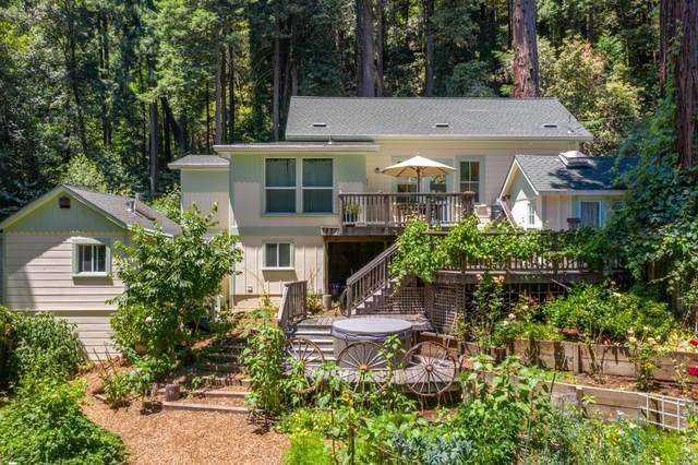 9011 South Street, Monte Rio, CA 95462 (#22014715) :: Intero Real Estate Services