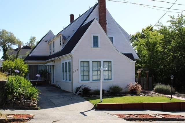 328 Pleasant Street, Petaluma, CA 94952 (#22014747) :: Lisa Perotti | Corcoran Global Living