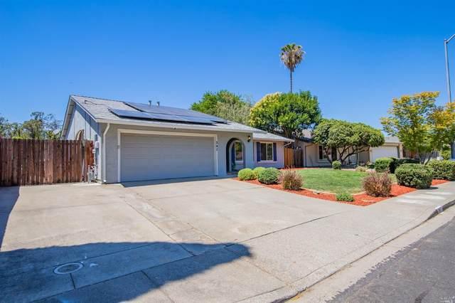 307 Edwin Drive, Vacaville, CA 95687 (#22014749) :: Rapisarda Real Estate