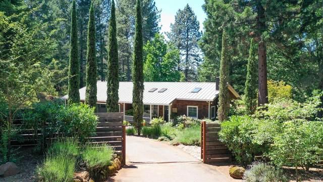 1065 Summit Lake Drive, Angwin, CA 94508 (#22014777) :: Intero Real Estate Services