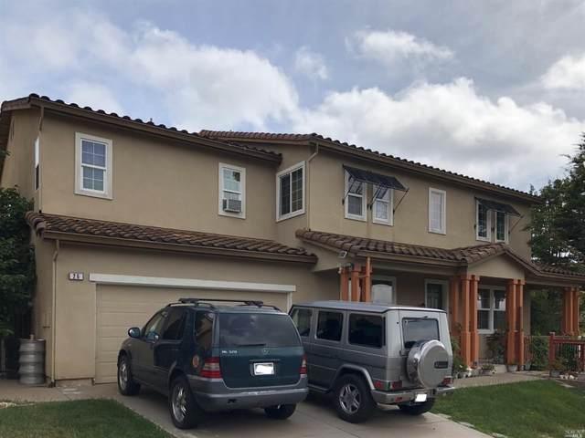 26 Sarcedo Way, American Canyon, CA 94503 (#22014784) :: W Real Estate | Luxury Team