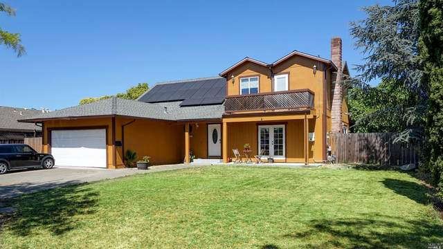 5270 Country Club Drive, Rohnert Park, CA 94928 (#22014835) :: RE/MAX GOLD