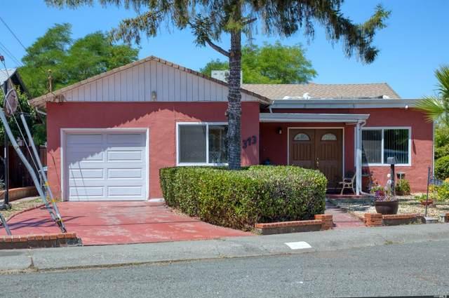 373 Lofas Place, Vallejo, CA 94589 (#22014836) :: Intero Real Estate Services