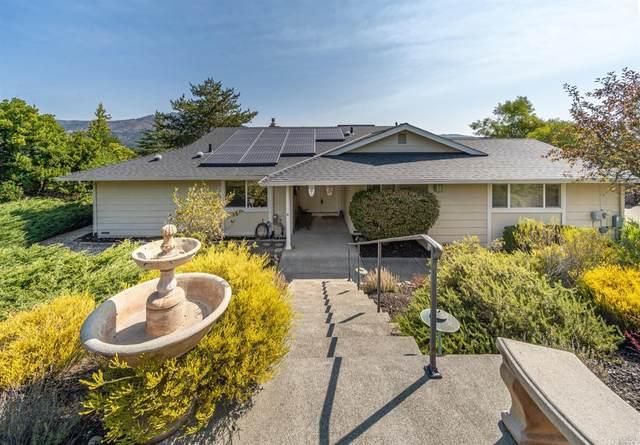 432 Oak Vista Drive, Santa Rosa, CA 95409 (#22014854) :: HomShip