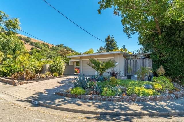 885 Greenberry Lane, San Rafael, CA 94903 (#22014865) :: RE/MAX GOLD